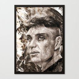 Cillian Murphy Canvas Print
