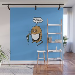Frank the Cat: Whine Wall Mural
