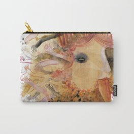 created with subconscious thought Carry-All Pouch