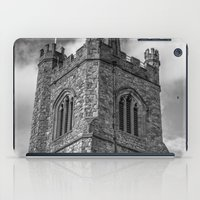 medieval iPad Cases featuring Medieval Church by David Pyatt
