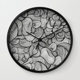 wave dream Wall Clock