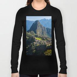 Machu Picchu Part 2 Long Sleeve T-shirt