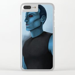 Thrawn Clear iPhone Case