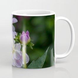 Porcelain Dahlia With Dewdrops Coffee Mug