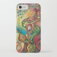 gumball iPhone & iPod Cases featuring Gumball by Dena Nord