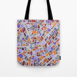 District Z3015 Tote Bag