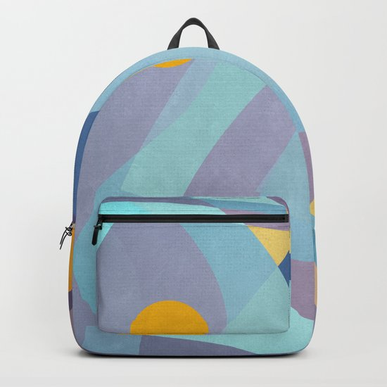 Sun is Life Backpack