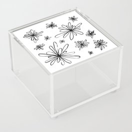 Energy Flowers Acrylic Box