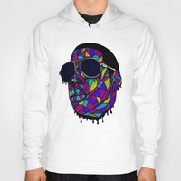 rap Hoodies featuring Rap Gangster by emalakaite
