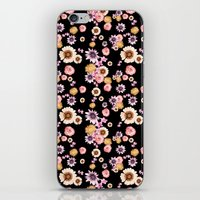 florence iPhone & iPod Skins featuring Florence by Mligiacarvalho