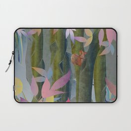 Autumn by a Waterfall Laptop Sleeve