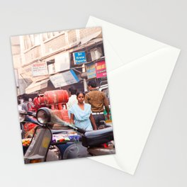 India New Delhi Paharganj 5577 Stationery Cards