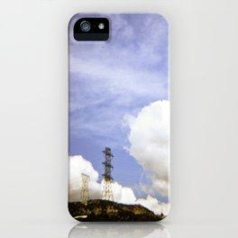 The Edge of Suburbia iPhone Case