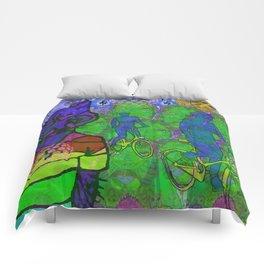 BIKE RIDE Comforters