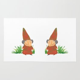 Wilhelmina the Gnome Rug