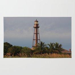 Sanibel Lighthouse Rug