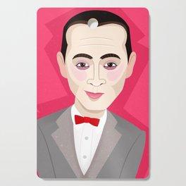 Pee-wee Herman Cutting Board