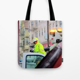 One Rainy Day Tote Bag
