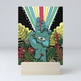 Hand of Sight Mini Art Print