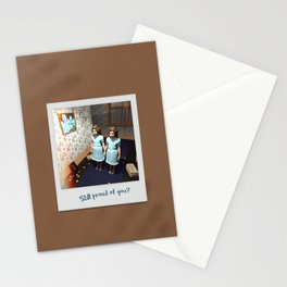Still proud of you? Stationery Cards