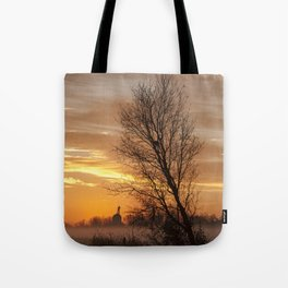A New Day Dawning Tote Bag