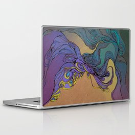 Magic Smoke Laptop & iPad Skin