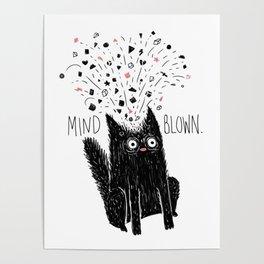 MIND BLOWN. Poster