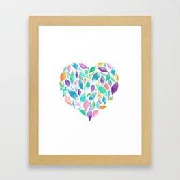 Nature Love Framed Art Print