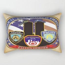 Fallen Heros Rectangular Pillow