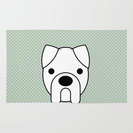 Pop Dog Boxer Rug