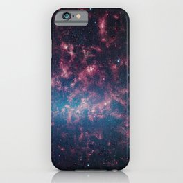 Large Magellanic Cloud iPhone Case