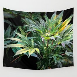 Marijuana Stand Out Wall Tapestry