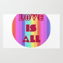 Love is all Rug