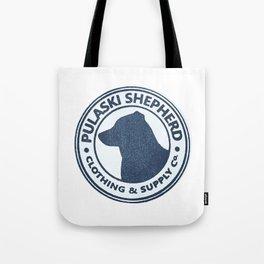 Pulaski Shepherd Clothing & Supply Co. Tote Bag