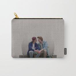 LOVE, EVAK. (light version) Carry-All Pouch