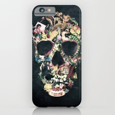 Vintage Skull Slim Case iPhone 6s