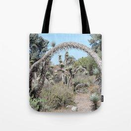 Joshua Tree Arch Tote Bag