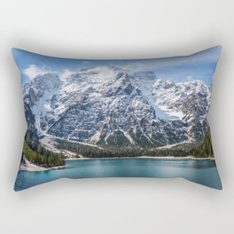 Where the dreams come true Rectangular Pillow
