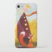 le petit prince iPhone & iPod Cases featuring Le Petit Prince by Federica Fabbian