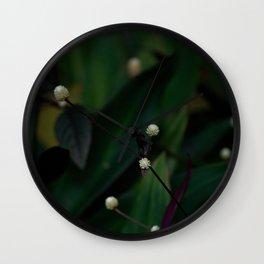 A DARK CALM Wall Clock