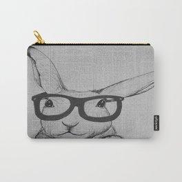 Book Bun Carry-All Pouch