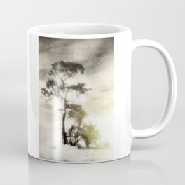 Deadly silence... Coffee Mug