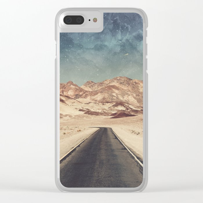 Nevada Clear iPhone Case