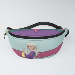 Follow the White Rabbit Fanny Pack