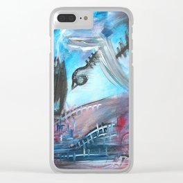 Apokalyps Clear iPhone Case