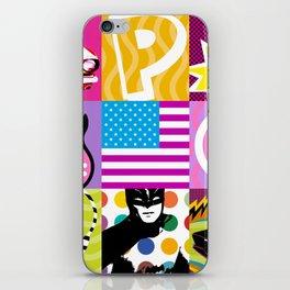 P*O*P* iPhone Skin