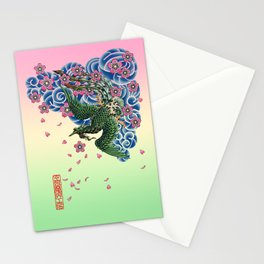 Tattoo Fenghuang Stationery Cards