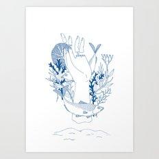 Vanitas I Art Print