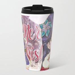Merry Xmas Rei! Travel Mug