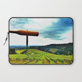 Willamette Valley, Oregon Laptop Sleeve